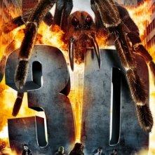 Spiders 3D: la locandina del film