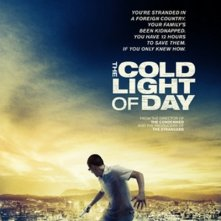 The Cold Light of Day: una locandina del film