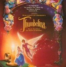 Thumbelina, Pollicina: la locandina del film