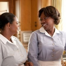 Viola Davis e Octavia Spencer in una scena di The Help
