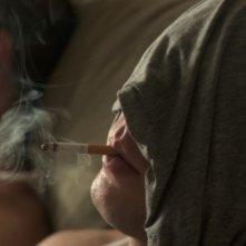 Florian Brozek in una scena tratta dal film Bad Posture