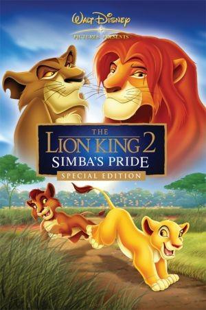 Il Re Leone 2 Il Regno Di Simba La Locandina Del Film 223745