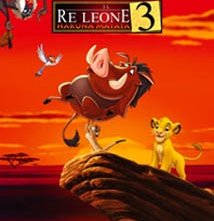 Il re leone 3: Hakuna Matata: la locandina del film