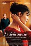 La Delicatesse: la locandina del film
