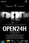 Open 24h: la locandina del film
