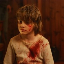 Spencer List in una scena dell'horror Bereavement
