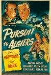 Destinazione Algeri: la locandina del film
