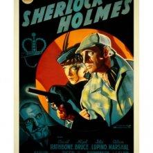 Le avventure di Sherlock Holmes - la locandina