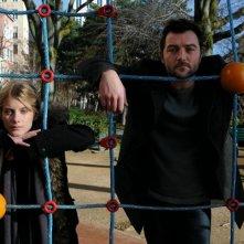 Mélanie Laurent e Denis Ménochet in Les Adoptés