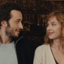 Michaël Cohen e Pascale Arbillot in The Art of Love