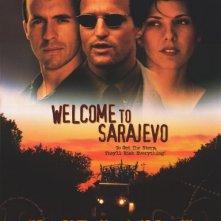 Benvenuti a Sarajevo: la locandina del film