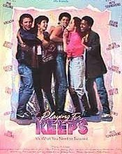 Playing for Keeps: la locandina del film