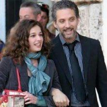 Sarò Sempre tuo padre: Beppe Fiorello ed Ana Caterina Morariu nella fiction