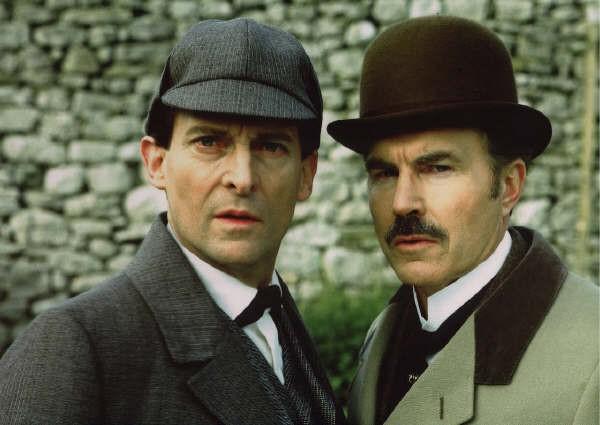 The Adventures Of Sherlock Holmes Jeremy Brett E David Burke 223916