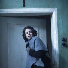 Alice Dwyer  in una sequenza di Die verlorene Zeit