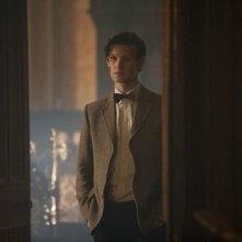 Doctor Who: Matt Smith nello speciale natalizio The Doctor, The Widow, and The Wardrobe