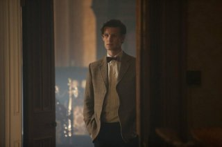 Doctor Who: Matt Smith nello speciale natalizio The Doctor, The Widow, and The Wardrobe