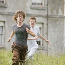 Thomas Brodie-Sangster e Harry Treadaway in Hideaways