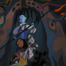 una sequenza del film d'animazione Le tableau