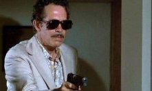 Warren Oates in una scena di Voglio la testa di Garcia