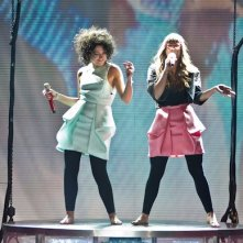 X-Factor 5: Le Cafè Margot cantano It's oh so quiet nella seconda puntata