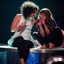 X-Factor 5: Le Cafè Margot si esibiscono in It's oh so quiet nella seconda puntata