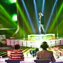 X-Factor 5: Valerio De Rosa canta Don't let me be misunderstood nella seconda puntata