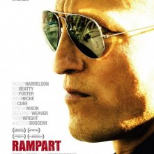 Rampart: la locandina del film