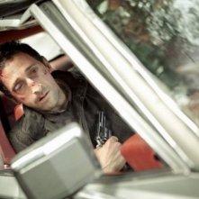 Adrien Brody in una scena di Wrecked