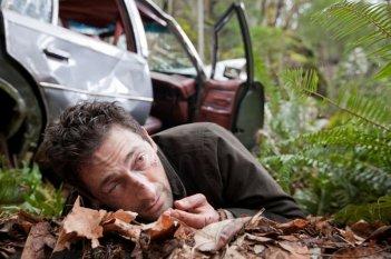 Wrecked: Adrien Brody in un'immagine tratta dal film