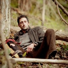 Wrecked: Adrien Brody in una scena del film di Michael Greenspan