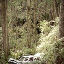 Wrecked: una scena del film di Michael Greenspan