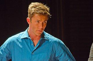 Dexter: Desmond Harrington nell'episodio Get Gellar