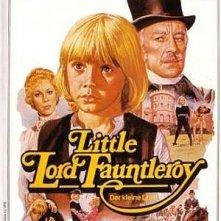 Il piccolo lord: la locandina del film