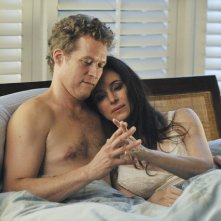 Revenge: Madeleine Stowe e James Tupper nell'episodio Betrayal