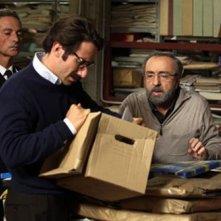 Silvio Orlando ne Il giallo di Via Poma con Michele Alhaique