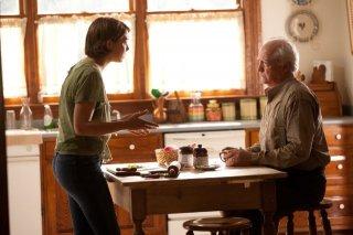 The Walking Dead: Lauren Cohan e Scott Wilson in una scena dell'episodio Muore la speranza