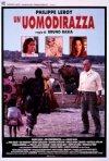Un uomo di razza: la locandina del film