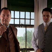 Boardwalk Empire: Stephen Graham e Vincent Piazza in una scena dell'episodio Battle of the Century