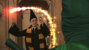 Capitan Basilico 2: c'è anche Harry Potter!