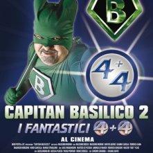 Capitan Basilico 2: la locandina del film
