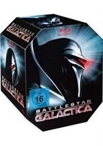 La copertina di Battlestar Galactica - Complete Series (blu-ray)