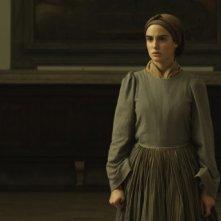 Katia Cuq è Bernadette Soubirous nel dramma religioso Je m'appelle Bernadette