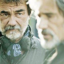 Olivier Marchal con Gerard Lanvin in Les Lyonnais
