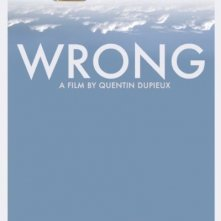 Wrong: la locandina del film