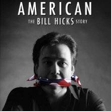 American: The Bill Hicks Story: la locandina del film