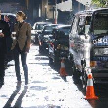 Castle: Nathan Fillion e Stana Katic nell'episodio Demons