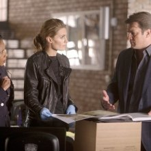 Castle: Nathan Fillion, Stana Katic e Penny Johnson Jerald nell'episodio Kill Shot