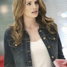 Castle: Stana Katic nell'episodio Head Case