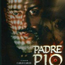 Padre Pio - locandina della fiction televisiva.